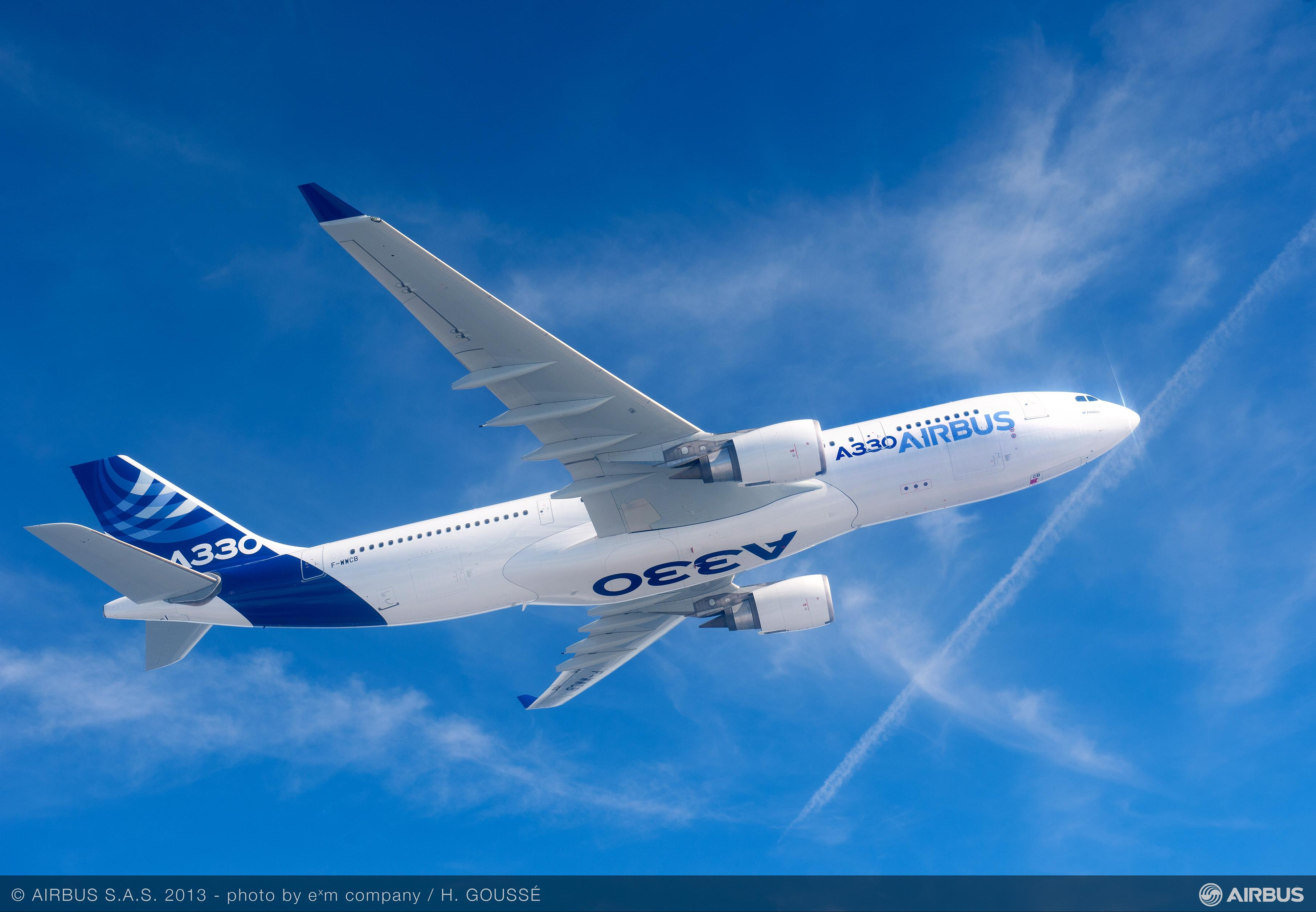 Airbus A330_in flight