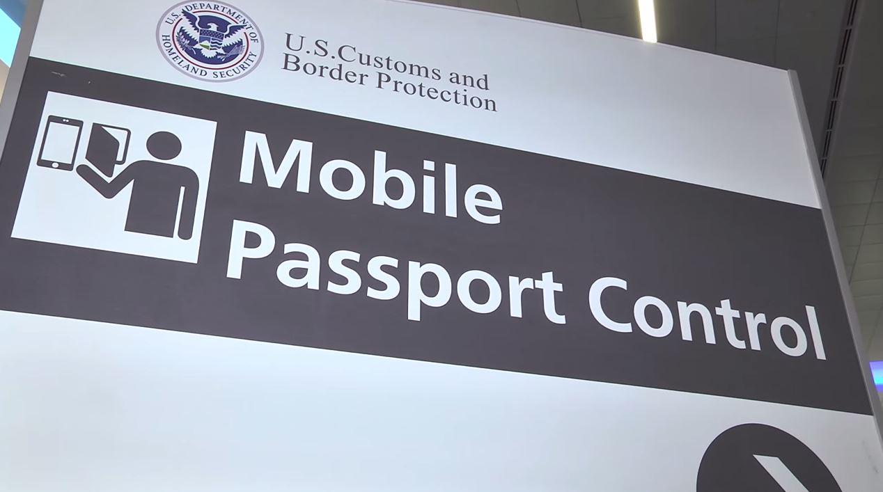 Atlanta Airport_Mobile Passport Control
