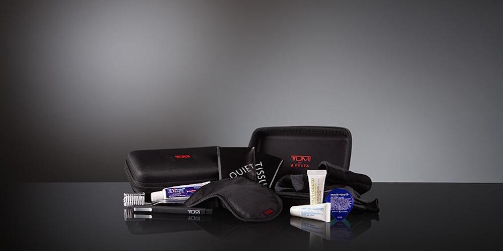 Delta Air Lines_new amenity kit_2015