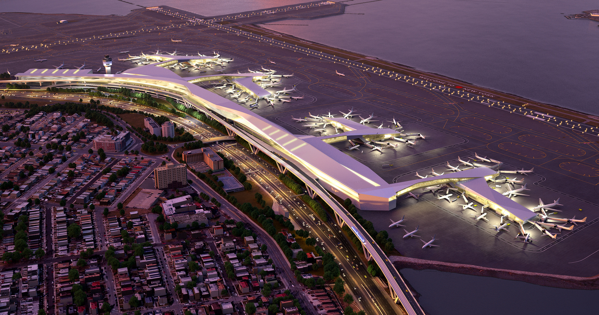 New York_LaGuardia Airport_LGA_redevelopement_2015