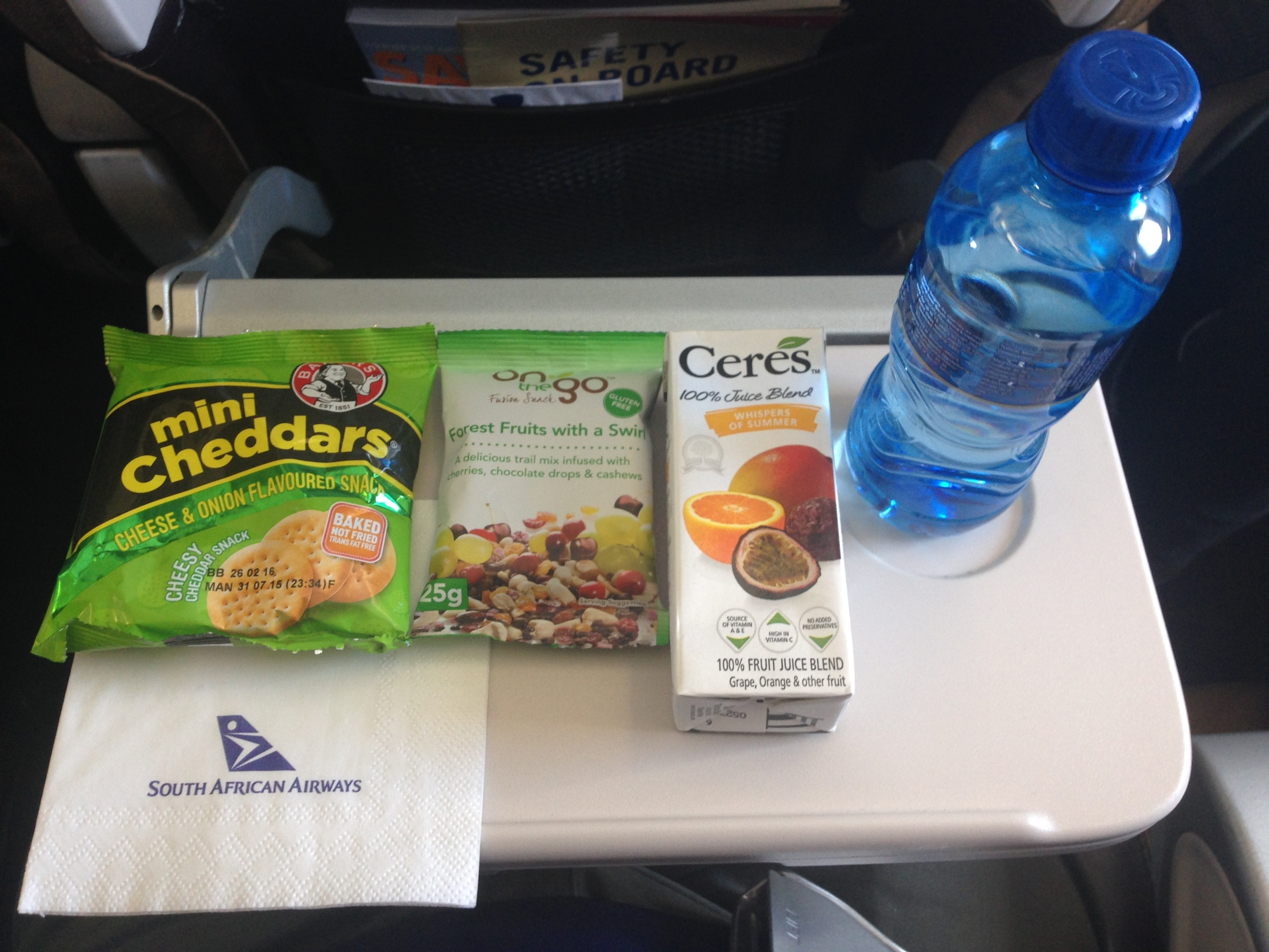 South African Airways_SAA_Inflight Meal_Johannesburg_JNB_Durban_DUR_Sep 2015_003