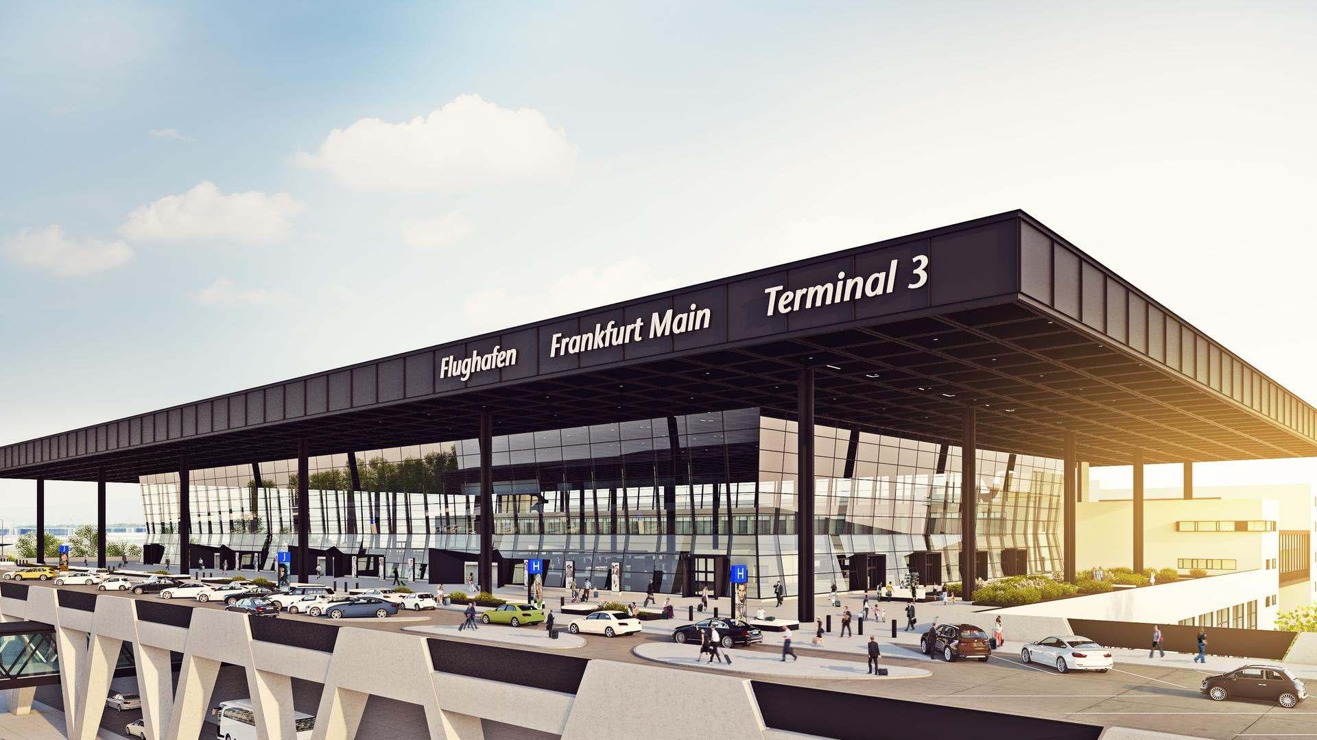 Frankfurt Airport_FRA_Terminal 3_Oct 2015_002