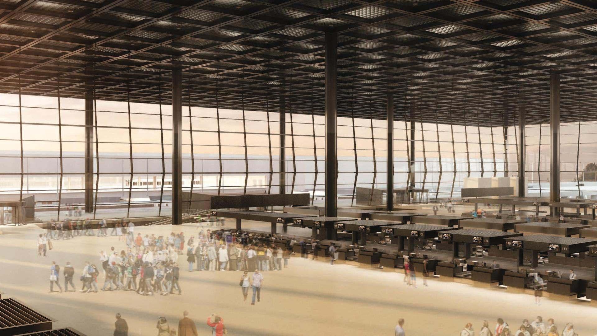 Frankfurt Airport_FRA_Terminal 3_Oct 2015
