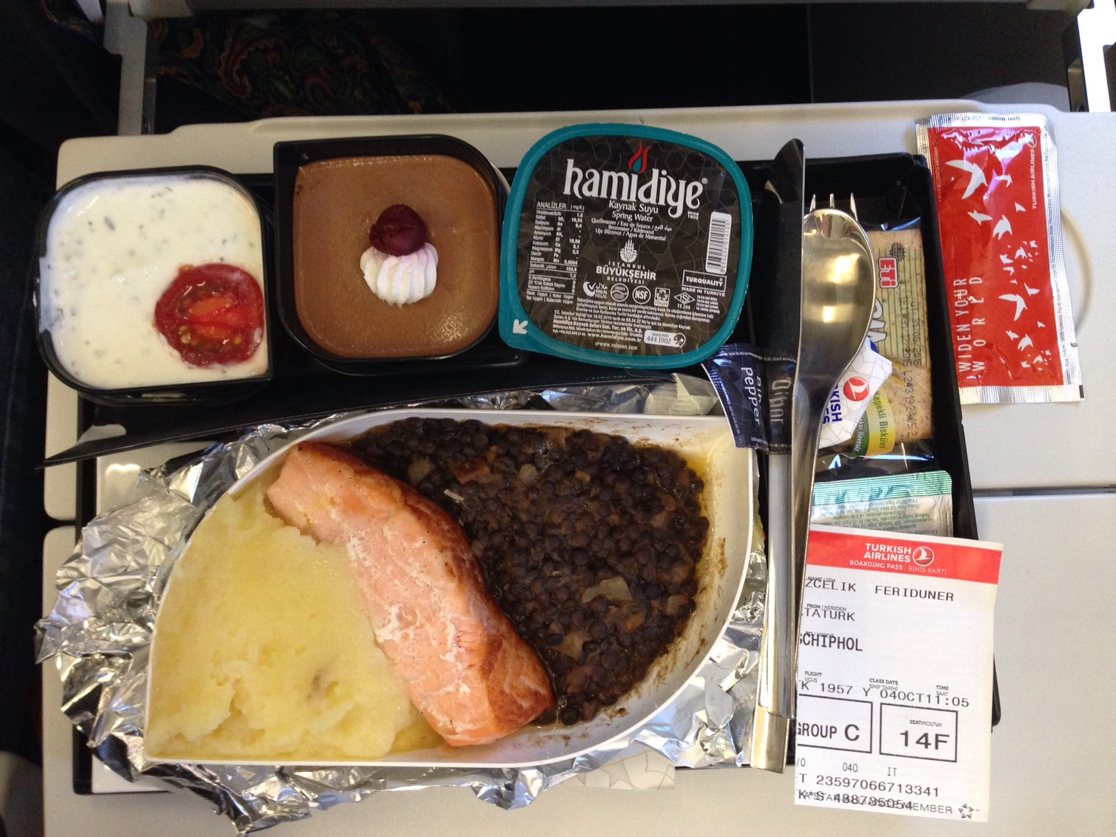 THY_Turkish Airlines_Inflight Meal_Economy Class_Istanbul-Amsterdam_Oct 2015_002