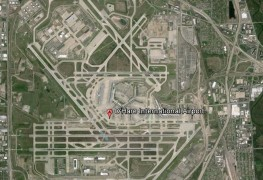 Chicago O'Hare - Google Earth