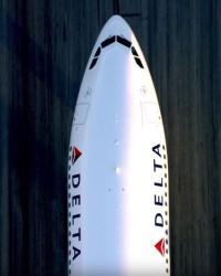 Delta A330-300 Takeoff
