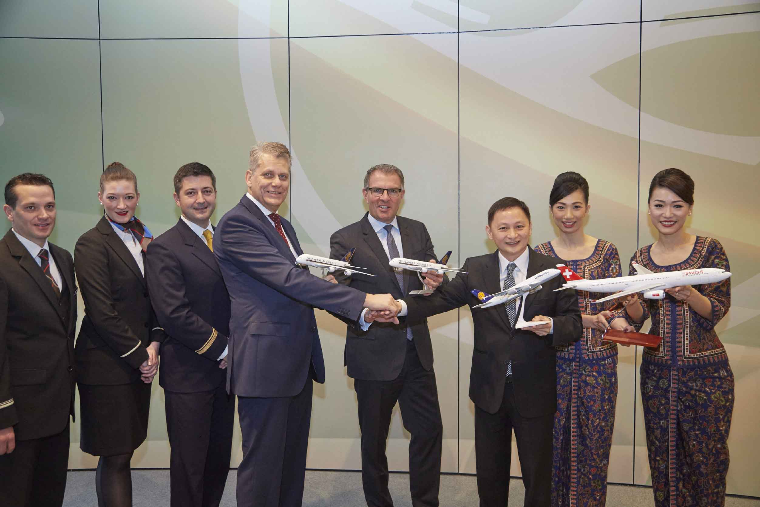 Joint Venture_Lufthansa_Singapore Airlines_Nov 2015