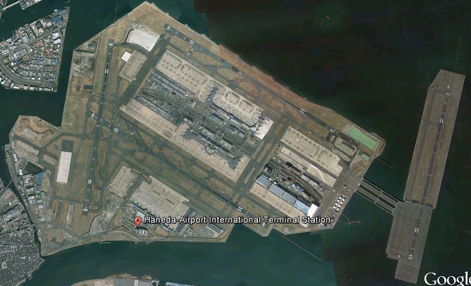 Tokyo_Haneda_HND_google earth