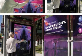 Virgin America Google Seat View