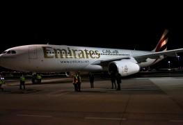 Emirates_Sabiha Gokcen_SAW_Istanbul_Airbus A330_Inaugural Flight_Dec_2015