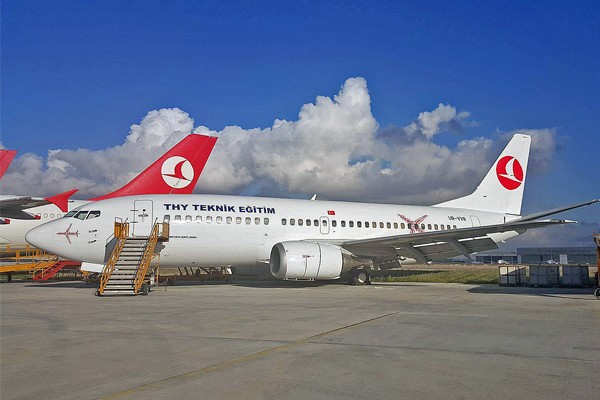 THY_Turkish Airlines_Technic_Boeing 737_Training