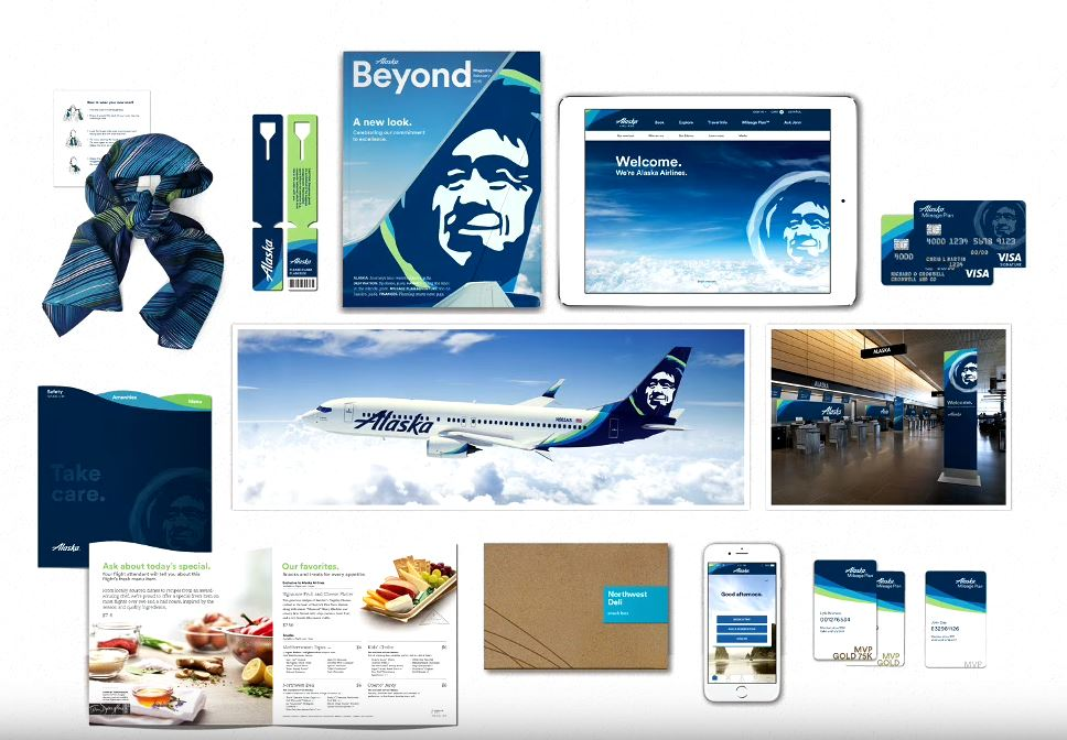 Alaska Airlines_new brand look_Jan 2016_items