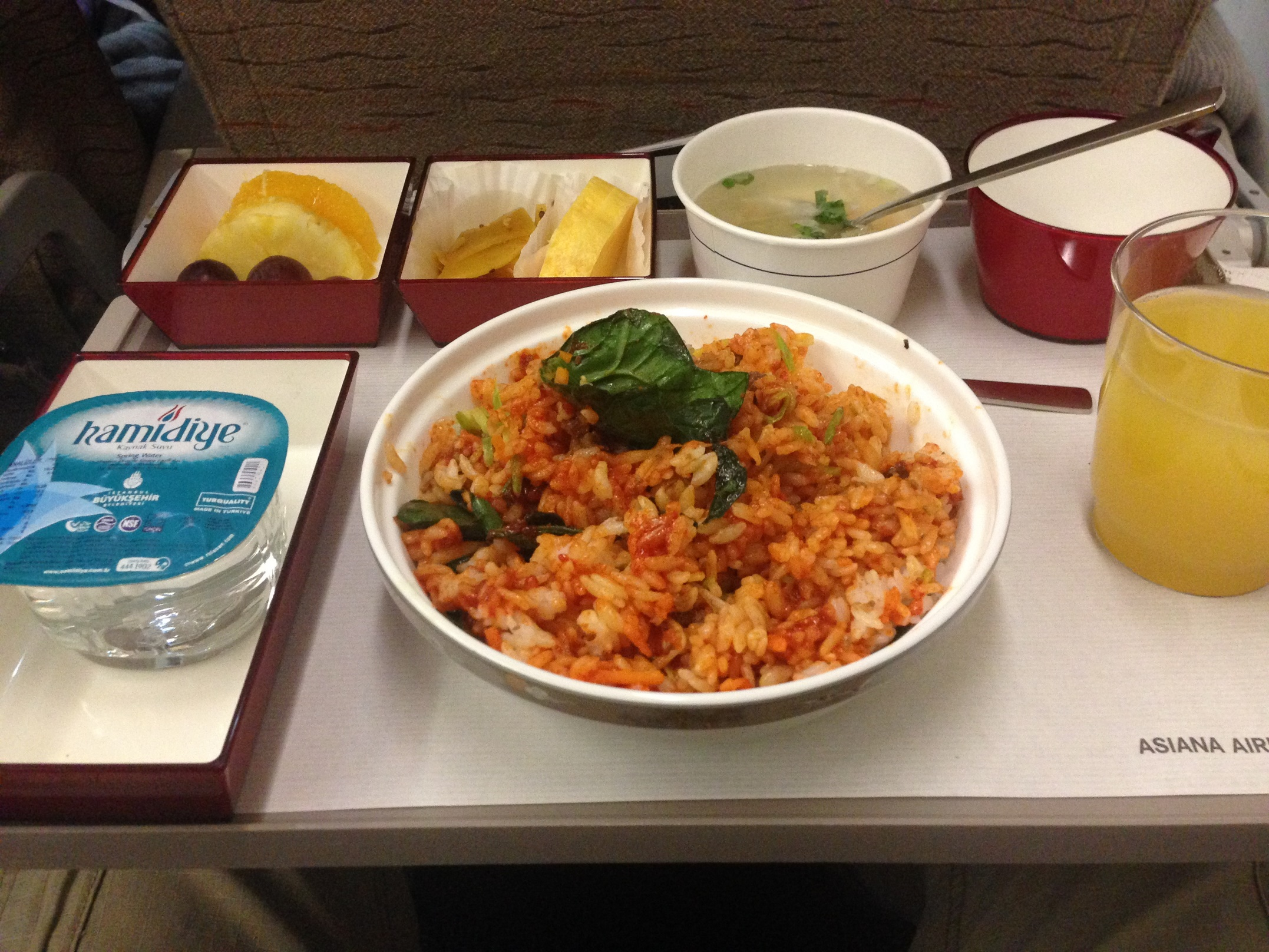 Asiana Airlines_Istanbul-Seoul_Economy Class_Jan 2016_014