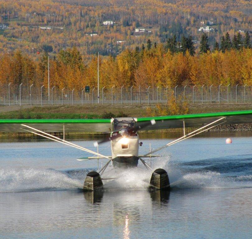 Fairbanks Airport_Float Pond
