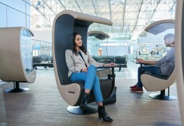 Frankfurt Airport_FRA_Silent Chairs