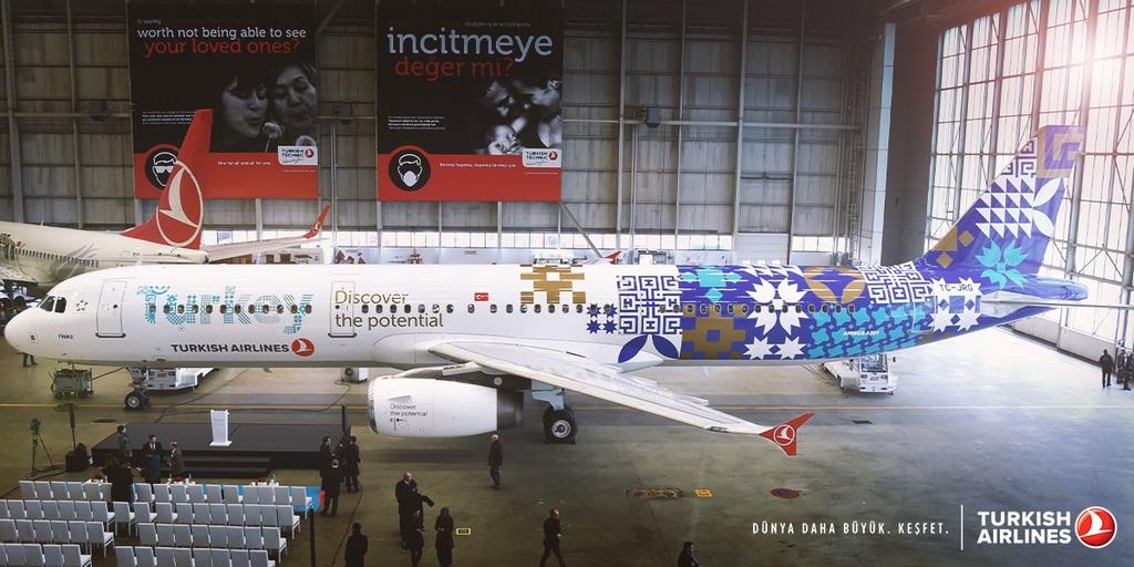 THY_Turkish Airlines_Airbus A321_Turkiyenin Potansiyelini Kesfet_Jan 2016