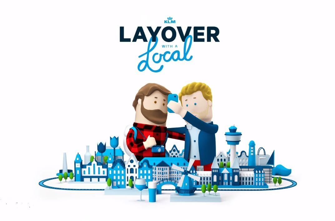 KLM_layover_with a local_Feb 2016