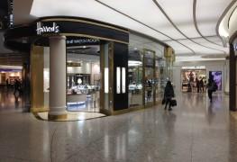 London Heathrow_LHR_Terminal 2_Harrods_Michael Kors