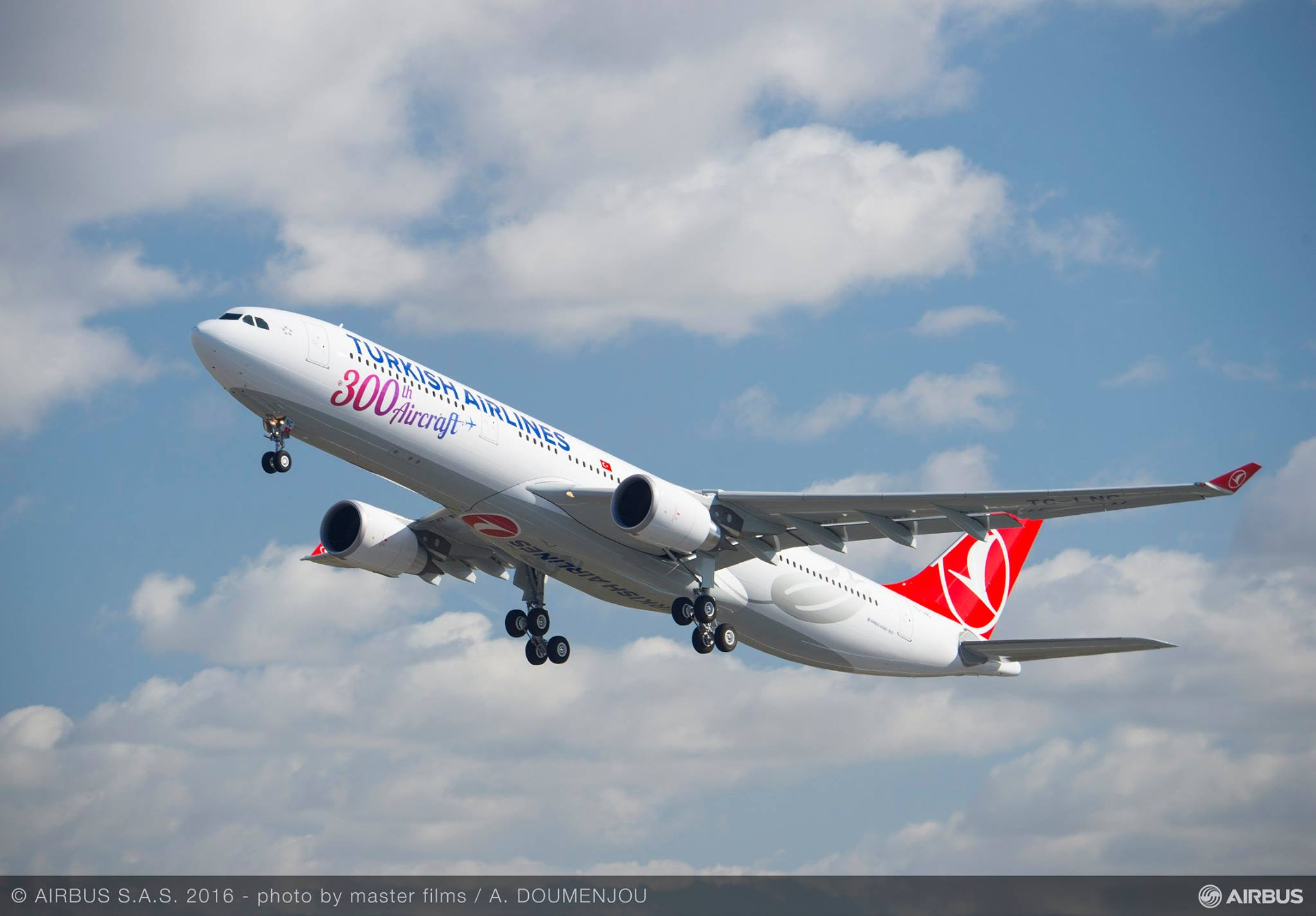 THY_Turkish Airlines_300th aircraft_Airbus A330_Feb 2016_001