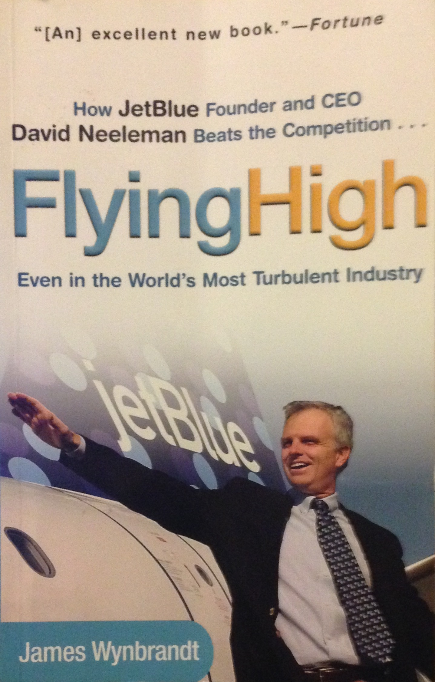 flying high_book_david neeleman_jetblue