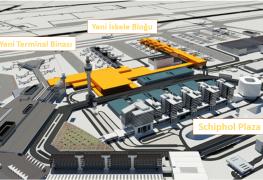 Amsterdam Schiphol Havalimanı_büyüme plani