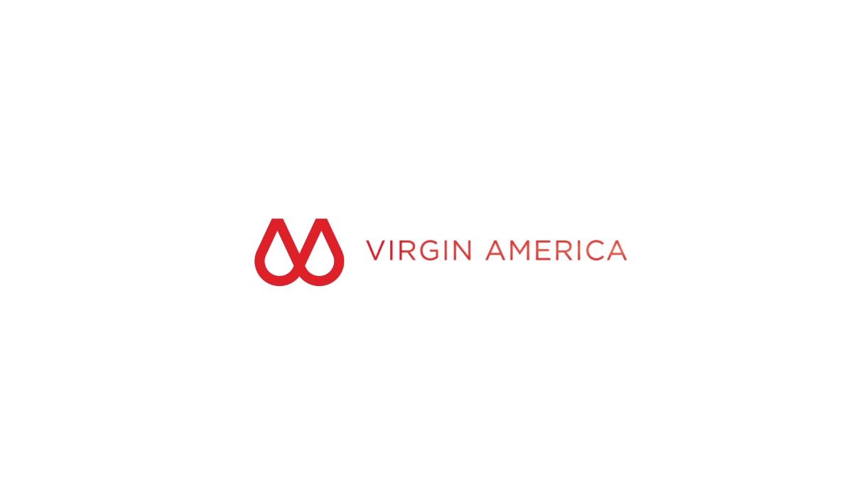 New Virgin America Logo
