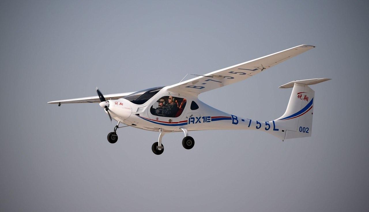 Ruixiang RX1E_Liaoning Ruixiang General Aircraft Manufacturer