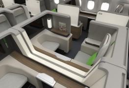 Formation Design_premium aircraft cabin_seat