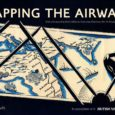 Mapping the Airways_paul jarvis_book cover