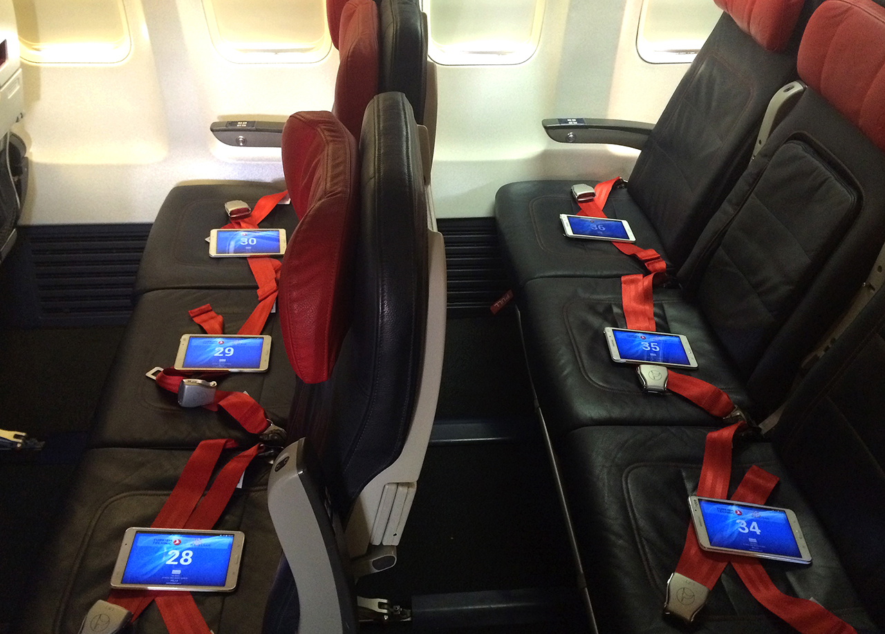 THY_Turkish Airlines_Havelsan_Kablosuz Eglence_IFE_wireless_Skyfe
