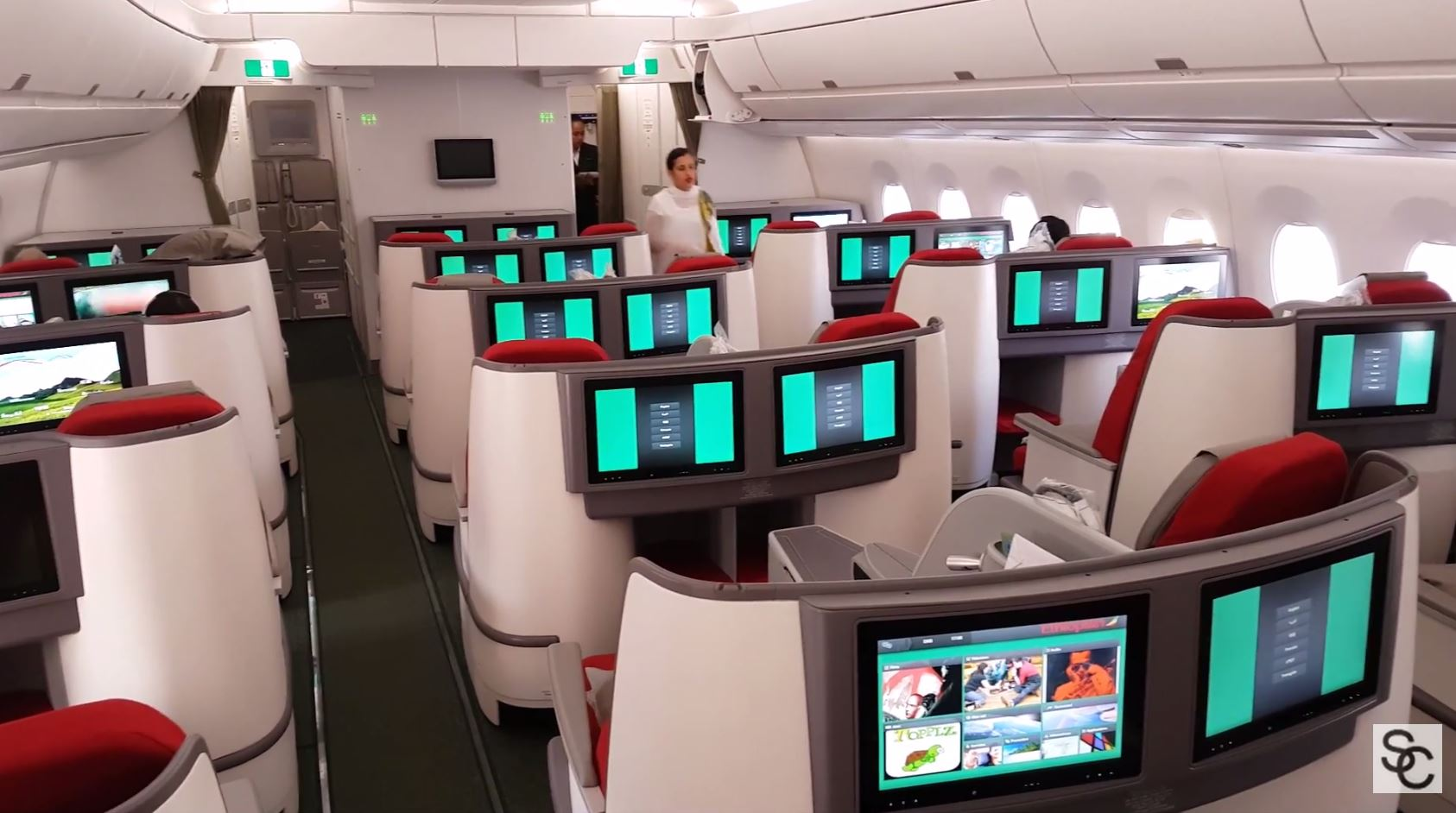 Ethiopian Airlines Business Class Flight Review Havayolu 101