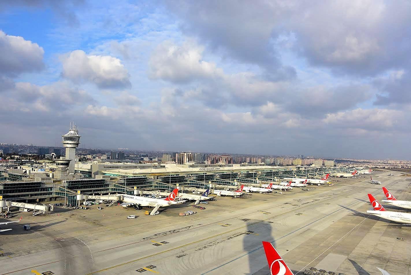 En büyük Moskova havaalanları