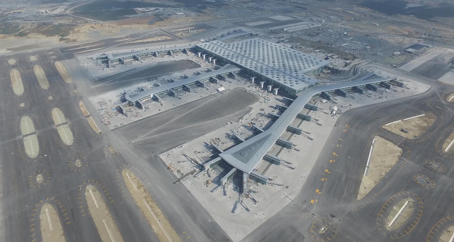 Resultado de imagen para İstanbul Yeni Havalimanı