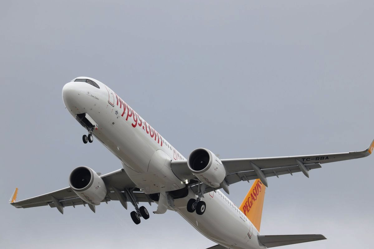 Pegasus Un A321neo Sunda Kac Koltuk Var Havayolu 101